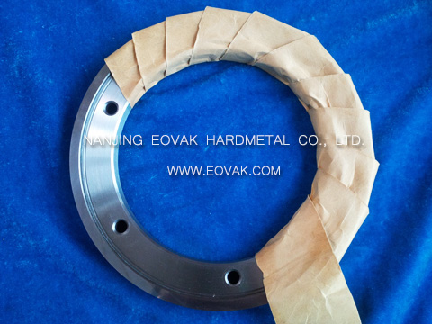 Inlaid Carbide Bottom Knives For Rewinding Machine