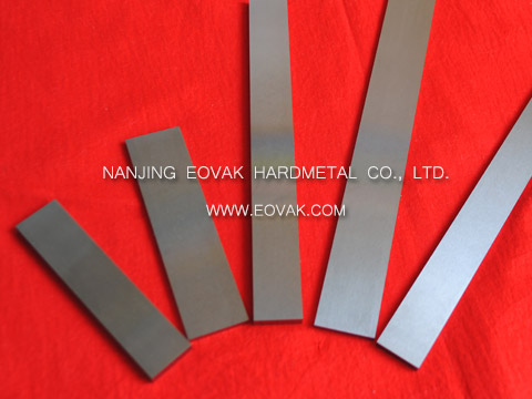 Diaper machine knife, wipes machine cutter, cross cutting blades, Tungsten carbide ground finished rectangle blanks, straight blanks for making diaper knives, wipes cutters